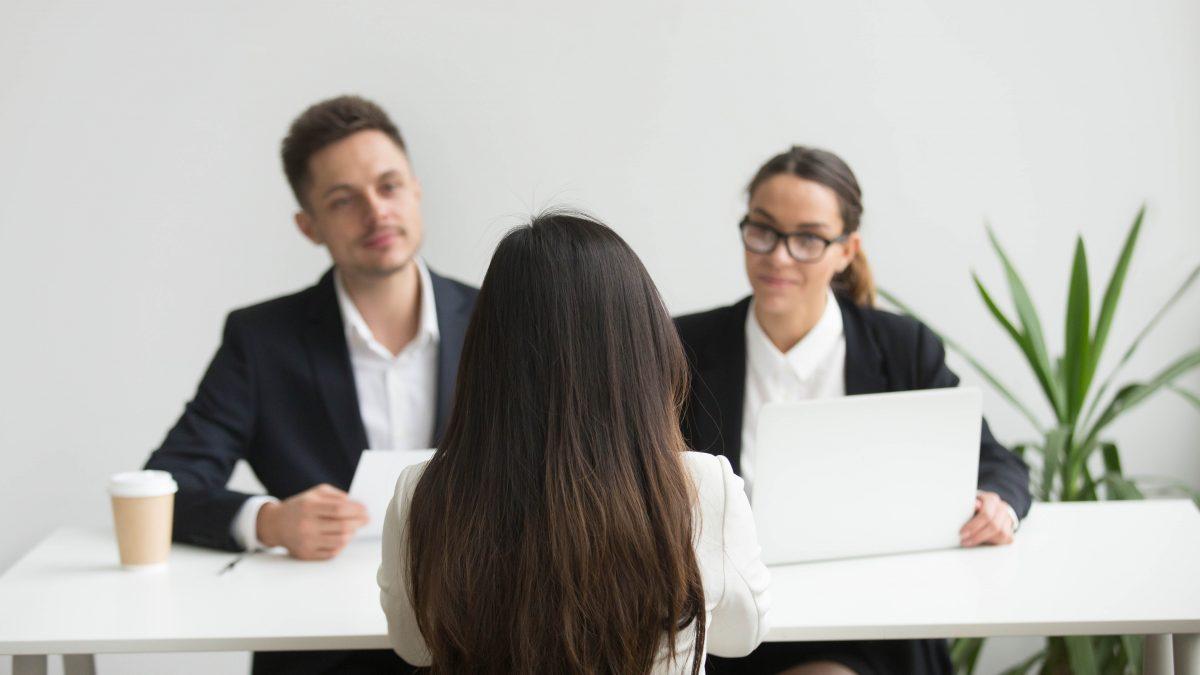 Entrevista para contratação de empregados